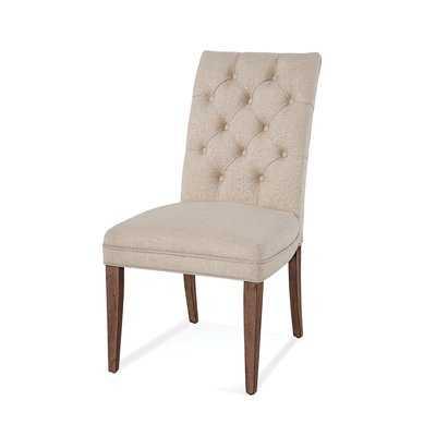 Jillian Upholstered Dining Chair (set of 2) - Wayfair