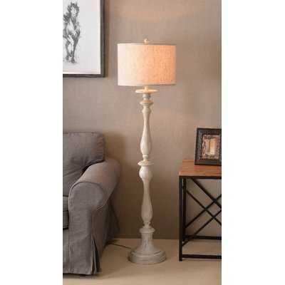 "Sudarshan 58"" Floor Lamp - Birch Lane"