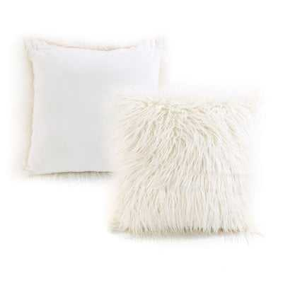 Faux Alpaca Throw Pillow - Wayfair
