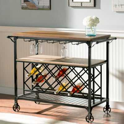 Anne Marie Bar Cart - Birch Lane