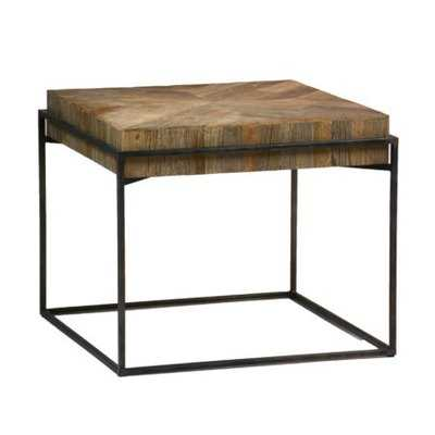 Carlyle End Table - Wayfair