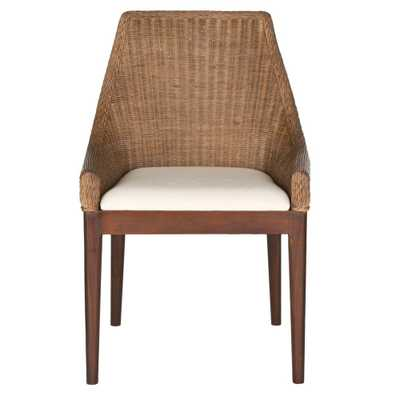 Dining Chair Wood/Brown - Safavieh - Target