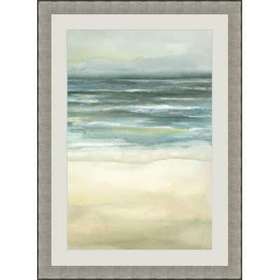 'Sea III' Framed Painting Print - Birch Lane