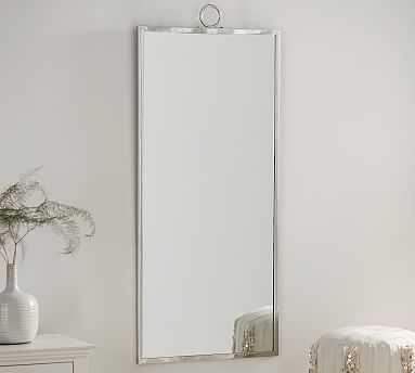 Logan Floor Mirror - Pottery Barn