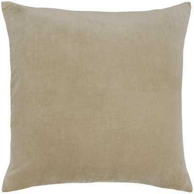 Mackey Velvet Throw Pillow - Wayfair