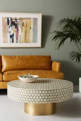 Targua Moroccan Coffee Table - Anthropologie