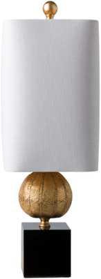 St. Martin 7.75 x 7.75 x 23 Table Lamp - Neva Home
