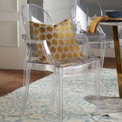 Kartell Ghost Louis Dining Chair - AllModern