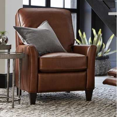 Balmoral Albert Leather Recliner - Wayfair