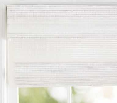 "Bali (R) Natural Blackout Shade, Opal, 24""x48"" - Pottery Barn Kids"