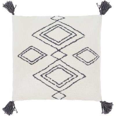 Davian Bohemian Geometric Throw Pillow - AllModern
