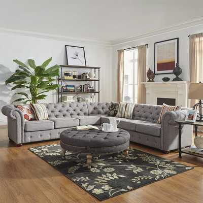 Gowans Sectional Collection - Wayfair