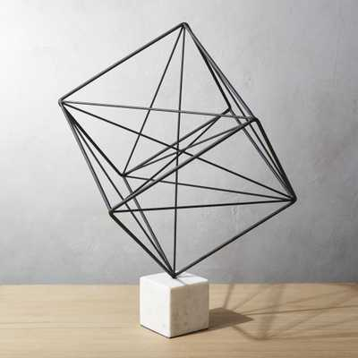 Apex Standing Sculpture - CB2