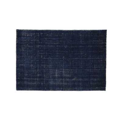 5x8' Blue Patina Rug - Crate and Barrel