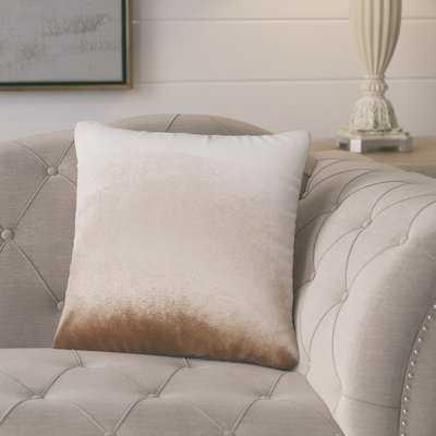 Pittenger Soft Luxury Velvet Throw Pillow - Wayfair
