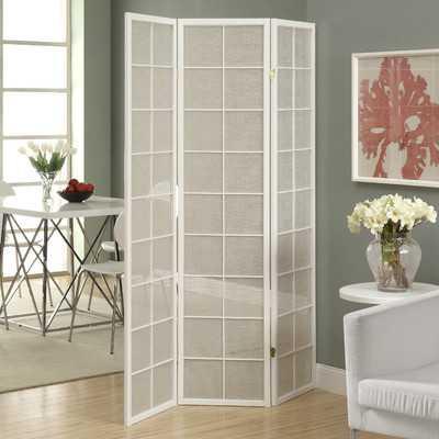 3 Panel Room Divider - Wayfair