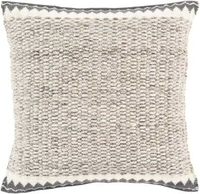 "Aislinn Pillow Cover, 18""x 18"" - Cove Goods"
