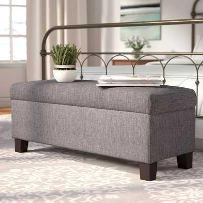 Wyncrest Upholstered Storage Bench - Wayfair