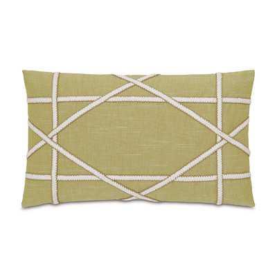 Stelling Duvall Green Lumbar Pillow - Wayfair