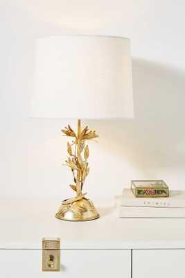 Hana Table Lamp - Anthropologie
