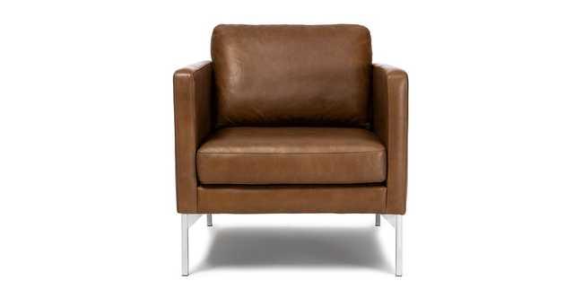 Echo Oxford Tan Chair - Article