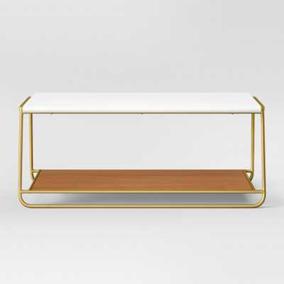 Sayer Coffee Table White - Project 62 - Target