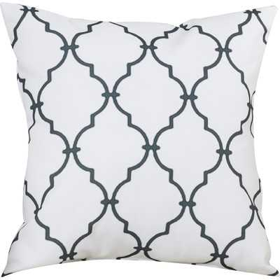 Reuter Trellis Throw Pillow - Wayfair
