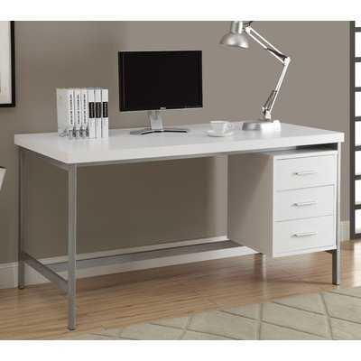 Higley Credenza Desk - AllModern