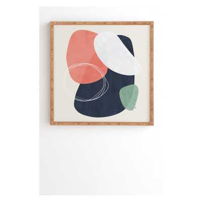 """30"""" x 30"""" Tracie Andrews Orion Framed Wall Art Black - society6 - Target"""