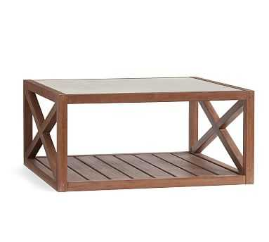 Grove Rectangular Coffee Table, Camden - Pottery Barn