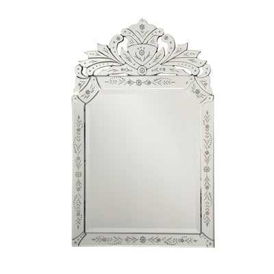 Victoria Accent Mirror - Wayfair
