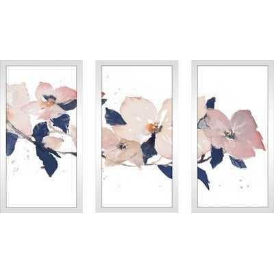 'Dogwood Branch' Watercolor Painting Print Multi-Piece Image - Wayfair