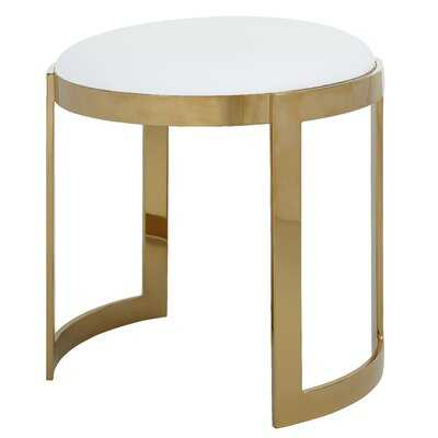 Cutter Vanity Stool - Wayfair