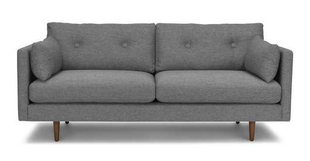 "Anton Gravel Gray 74"" Sofa - Article"