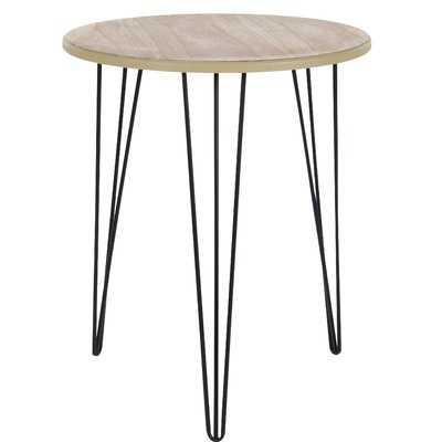 Perryville Wood End Table - Wayfair