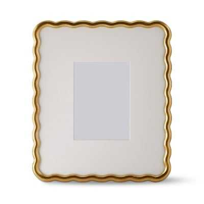 "AERIN Wave Gallery Frame, 5"" X 7"" - Williams Sonoma"