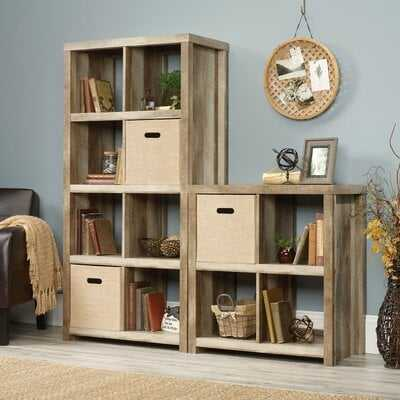 Hazlewood Cube Bookcase - Wayfair