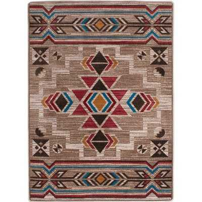 Bushgrove Natural Area Rug - Wayfair