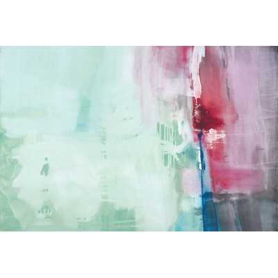 """'Harmony' Painting Print on Wrapped Canvas, 12"""" x 18"""" - AllModern"""