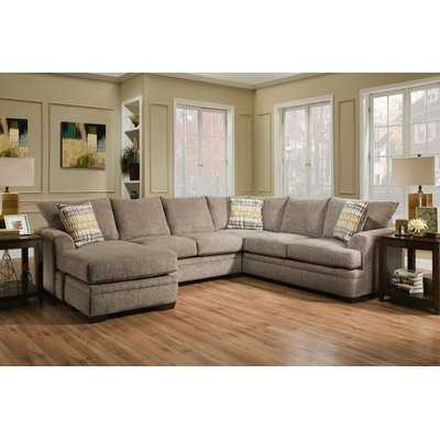 Streator Sectional - Wayfair