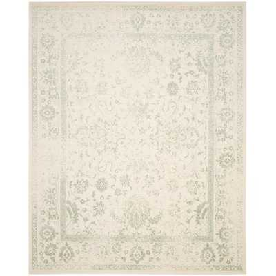 Howton Ivory/Sage Area Rug - Birch Lane