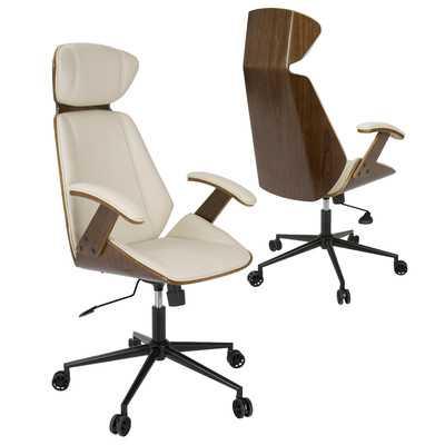 Lariat Desk Chair - Wayfair