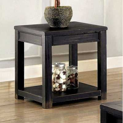 Arago End Table - Wayfair