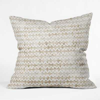 Flemings Rustica Indoor / Outdoor Chevron Throw Pillow - Wayfair
