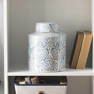 Sabin Storage Jar - Wayfair