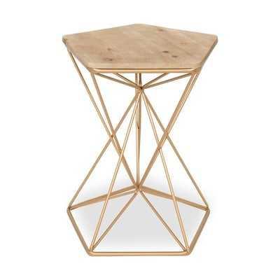 Labriola Metal End Table - AllModern