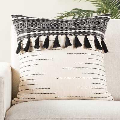 Eileen Tribal Cotton Throw Pillow - Wayfair