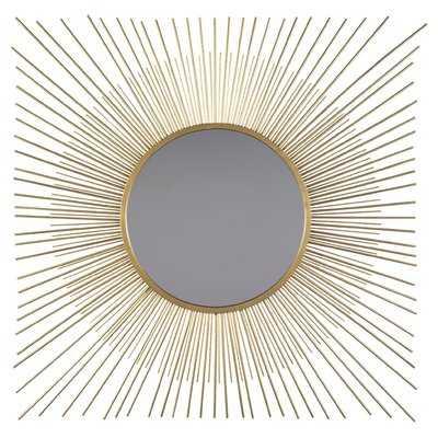 Madalyn Accent Mirror - Wayfair