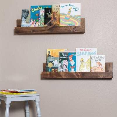 Ruvalcaba Nursery Floating Shelf - Wayfair