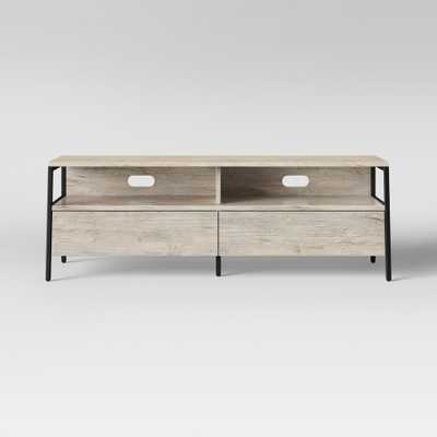 Loring Media Stand With Drawers Vintage Oak - Project 62 - Target
